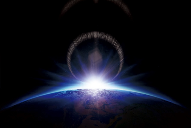 人と宇宙が繋がる