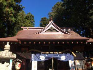 那珂市鴻巣の鷲神社